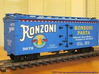 Ronzoni Paste Kühlwagen (Reefer) 5679