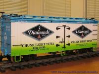 3 Diamonds Brand Kühlwagen (Reefer) DB 3033