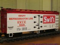 Swift Meat Kühlwagen (Reefer) SRLX 5628
