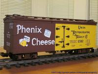 Phenix Cheese Kühlwagen (Reefer) URTCo 2302