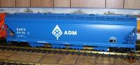 ADM 55-ft center flow hopper 53176