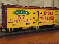 Heinz India Relish Kühlwagen (Reefer) HPRL 304