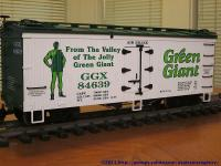 Green Giant K�hlwagen (Reefer) GGX 84639
