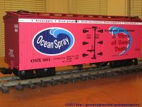 Ocean Spray Kühlwagen (Reefer) OSX 963