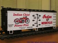 Indian Motorcycle Kühlwagen (Reefer) FGX 2202