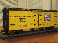 Pacific Fruit Express Kühlwagen (Reefer) PFE 36305