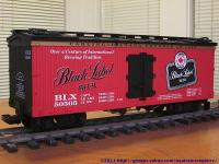 Black Label Beer Kühlwagen (Reefer) BLX 50505