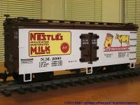 Nestle's Milk Kühlwagen (Reefer) NM 2000
