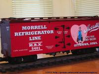 Morrell Packing Kühlwagen (Reefer) MRX 5401