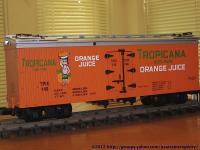 Tropicana Orange Juice Kühlwagen (Reefer) TPIX 149