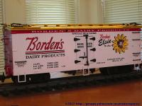 Borden's Dairy Products Kühlwagen (Reefer) BDX 0085