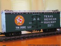 Texas Mexican Railway Kühlwagen (Reefer) TM 3060