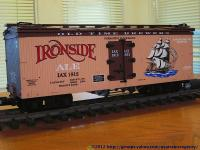 Old Time Brewers Ironside Ale Kühlwagen (Reefer) IAX 1812