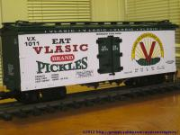 Vlasic Pickles Kühlwagen (Reefer) VX 1011
