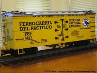 Mexican National Railways Kühlwagen (Reefer) FCP 3683