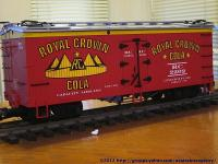 Royal Crown Cola Kühlwagen (Reefer) RC 2202
