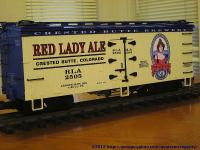Crested Butte Breweries Kühlwagen (Reefer) RLA 2505