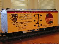 Erie Brewing Company Kühlwagen (Reefer) EBCX 569