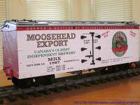 Moosehead Breweries Limited Kühlwagen (Reefer) MBX 1867