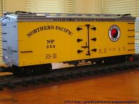North Coast Limited Kühlwagen (Reefer) NP 552