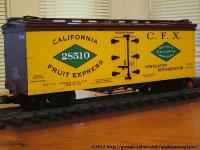 California Fruit Express Kühlwagen (Reefer) CFX 28510