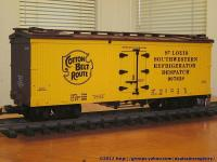 Cotton Belt Kühlwagen (Reefer) 907828