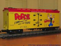 Popeye Root Beer Kühlwagen (Reefer)