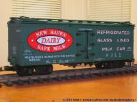 New Haven Dairy Kühlwagen (Reefer) GICX 103