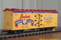 Becker's Beer Kühlwagen (Reefer) BPX 1936