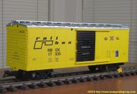 Railbox Güterwagen (Box car) RBOX 17035