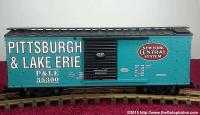 TCA Convention 2004 Pittsburgh & Lake Erie Güterwagen (Boxcar)35300