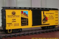 Big Train Show 1994 Güterwagen (Steel box car)