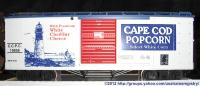 Cape Cod Popcorn Box Car