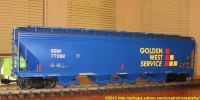 Golden West Service 55-Ft Center Flow Hopper SSW 77392