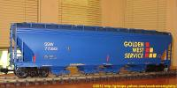 Golden West Service 55-Ft Center Flow Hopper SSW 77393
