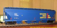 Golden West Service 55-Ft Center Flow Hopper SSW 77394
