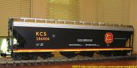 KCS 55-Ft Center Flow Hopper 286006