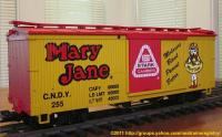 Mary Jane Box Car