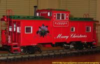 Weihnachts (Christmas) Caboose 1999