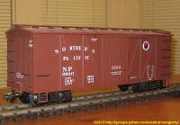 Northern Pacific Güterwagen (Box car) 3910