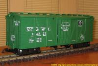 NC&StL Güterwagen (Box car) 15821