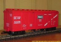 Frisco Güterwagen (Box car) 32258