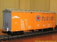 Seaboard Güterwagen (Box car) 8181