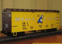 Old Dutch Güterwagen (Box car) 2956