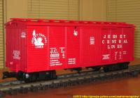 Jersey Central Güterwagen (Box car) 66894