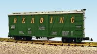 Reading Güterwagen (Box car) 89864