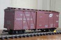 Chicago & Northwestern Güterwagen (Box car) 78712