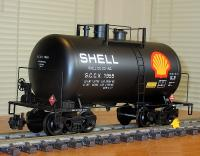 Shell Oil Kesselwagen (Tank car) SCCX 1955