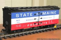 "Bangor and Aroostook Kühlwagen (Reefer) ""State of Maine Products"" BAR 4056"