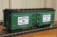 Borden's Farm Products Kühlwagen (Reefer) BFPX 504